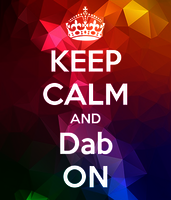 Keep calm and dab on 66